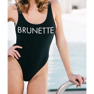 RESTOCK 🌟 BRUNETTE swimsuit ! Hot seller!